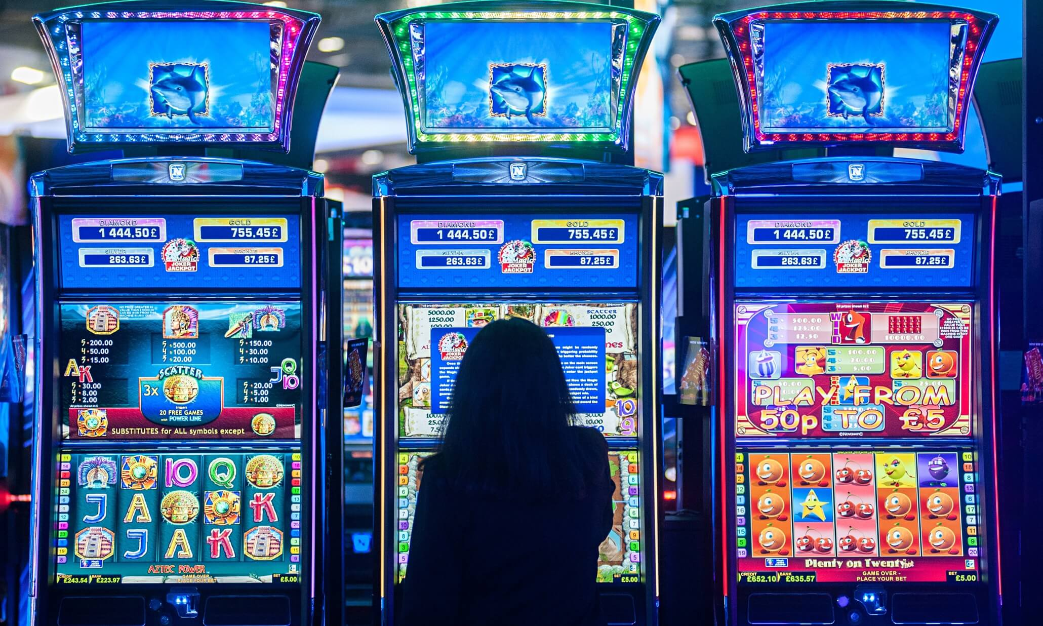 Choosing the Right Slot Machine