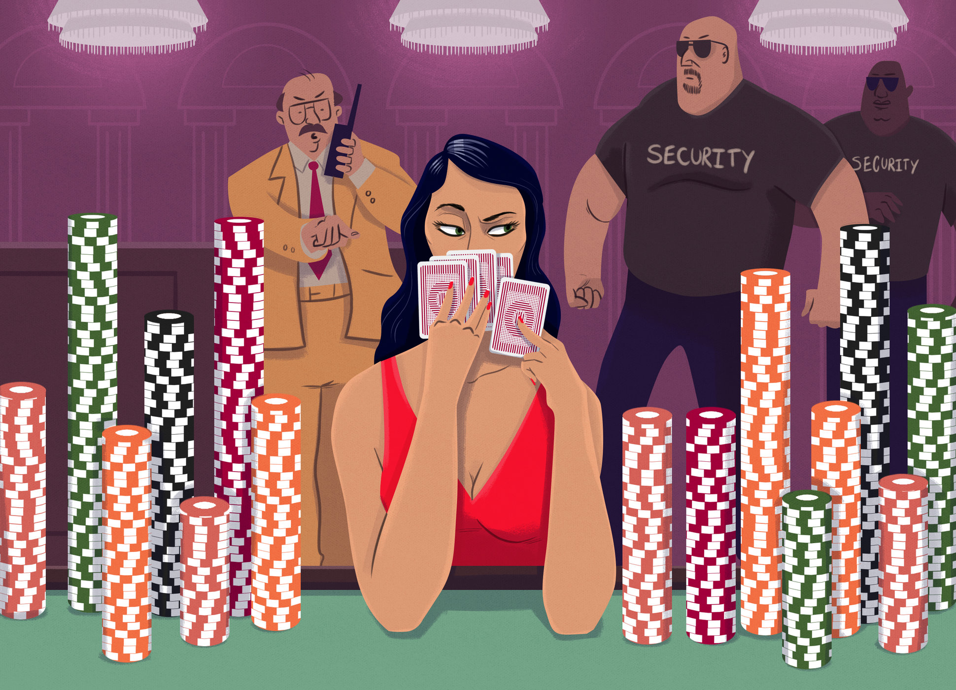 Is Card Counting in Blackjack Illegal?