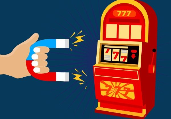 How to hack a slot machine